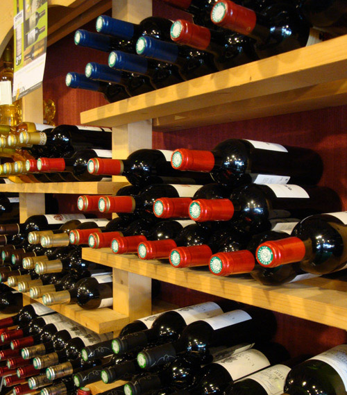Nos meilleurs vins