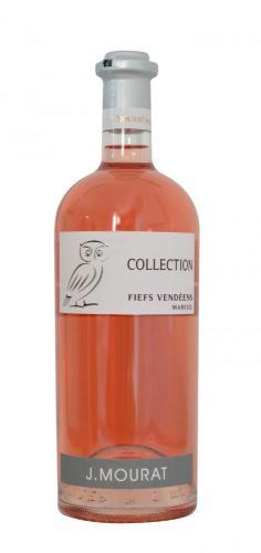 COLLECTION MOURAT rosé 2020 – Fiefs vendéens Mareuil AOP